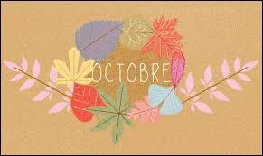 Quel événement se déroule en octobre tous les deux ans ?