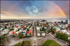 De quel pays la ville de Reykjavik est-elle la capitale ?