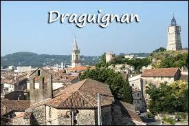 Draguignan est une sous-préfecture du département 84.