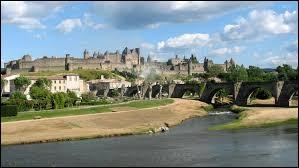 L'Aude est une rivière d'Occitanie.