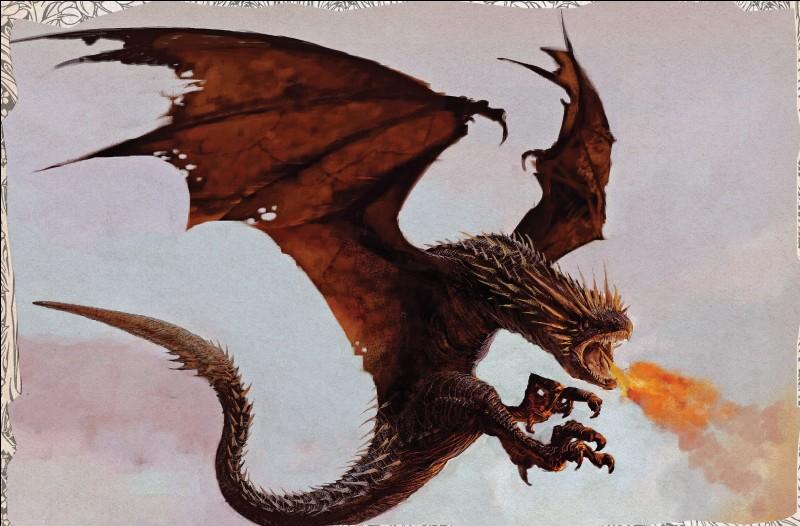 Si je dis, 22,86 cm, faite de cerisier et ventricule de dragon cette baguette est à...