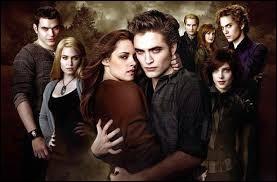 """Quelle(s) créature(s) peut-on voir dans la célèbre saga """"Twilight"""" ?"""