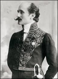 Quelle célèbre pièce de théâtre est d'Edmond Rostand ?