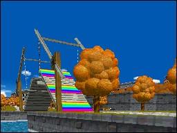 """Le """"Quartier Delfino"""" de Mario Kart DS fait-il partie des tout nouveaux circuits rétros ?"""