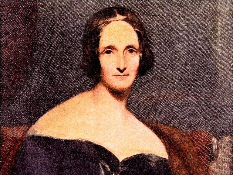 Quel personnage célèbre est né sous la plume de la romancière Mary Shelley ?