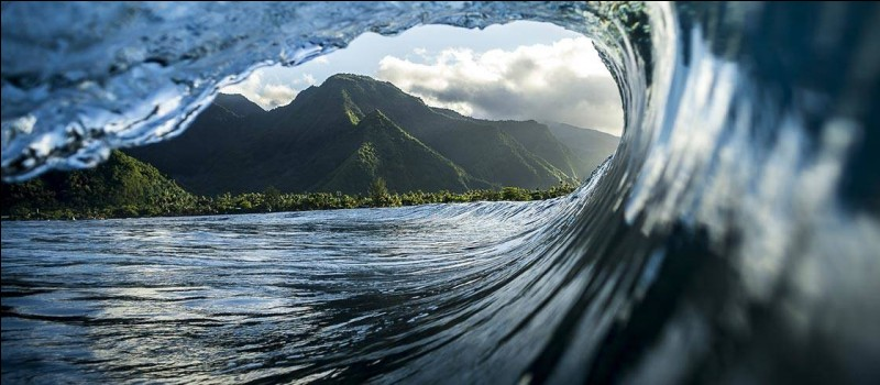 L'île de Tahiti fait partie de l'archipel des Mascareignes.