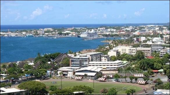 Papeete, la capitale de Tahiti, n'est que la deuxième commune la plus peuplée de l'île.