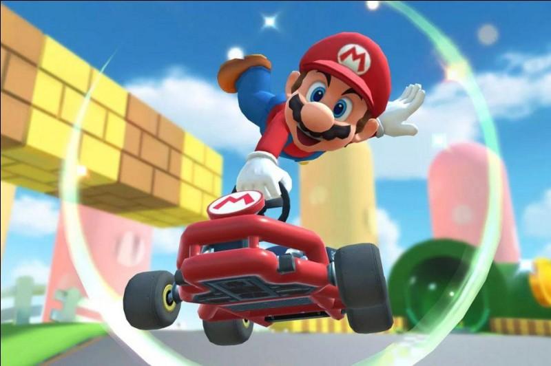 Lequel de ces personnages n'appartient pas à l'univers de Mario ?