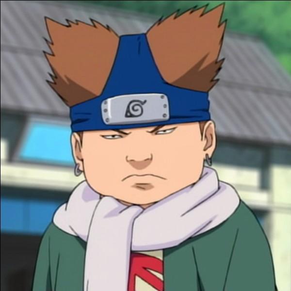 Choji Akimichi, le meilleur ami de Shikamaru ! Que manque-t-il sur son visage ?