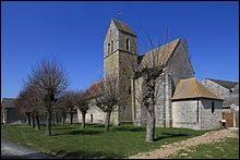 Commune Essonnienne, Blandy se situe en région ...