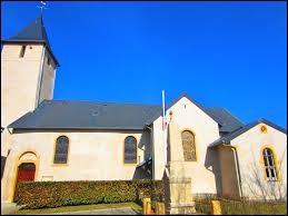 Vous avez sur cette image l'église Saint-Jean-Baptiste Chailly-lès-Ennery. Commune du Grand-Est, dans l'ancienne région Lorraine, elle se situe dans le département ...