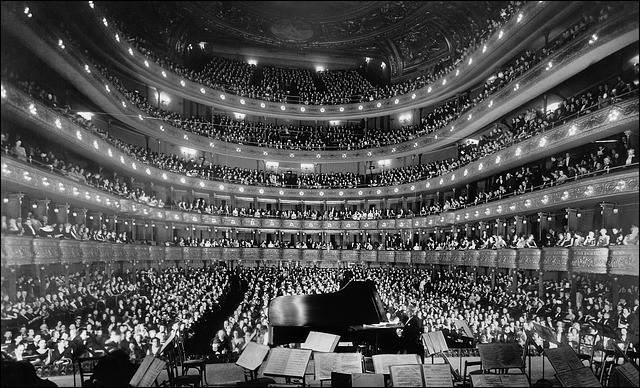 Votre nouveau chéri vous propose d'aller voir un opéra, mais vous n'aimez pas du tout ça.