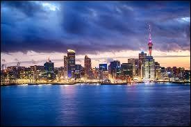 Laquelle de ces villes est la plus peuplée de la Nouvelle-Zélande ?