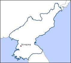 Lequel de ces pays n'est pas frontalier avec la Corée du Nord ?