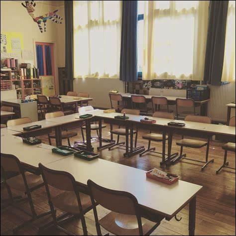 Ta première journée d'école s'est achevée. Ton cours préféré a été :