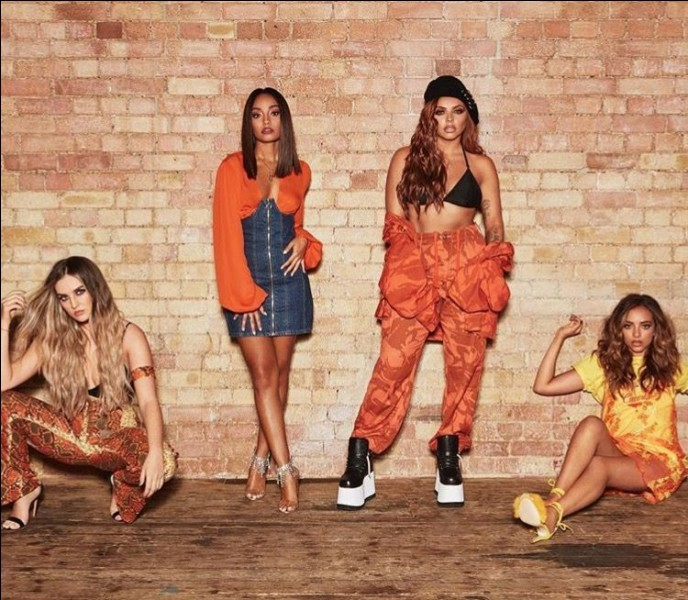 "Terminez le titre du tube de Little Mix sorti en 2015 : ""Black … ""."