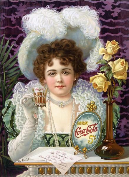 À l'origine qu'est-ce que c'était le Coca-Cola ?