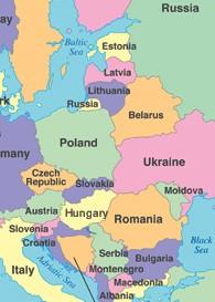 Géographie Ép. 03 - L'Europe de l'Est