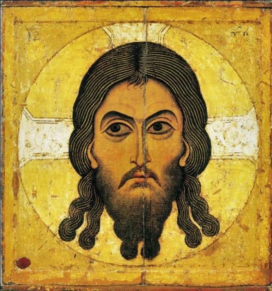 Que représente la croix quant à elle ?