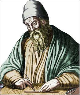 À partir de quand tout le monde a commencé à utiliser la géométrie euclidienne ?