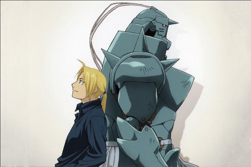 Quel est le nom du manga dans lequel apparaissent ces personnages ?