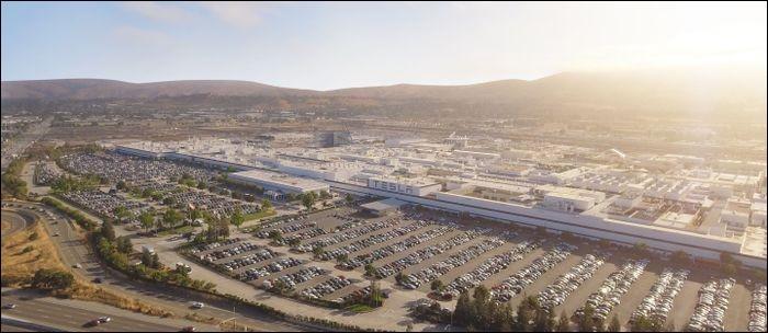Où est situé le siège de Tesla