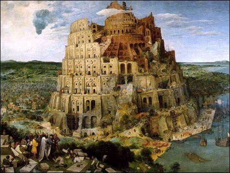 """Que signifie le mot """"Babel"""" en akkadien ?"""