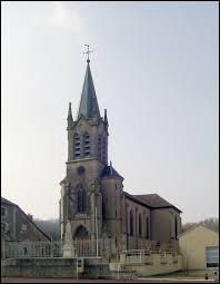 Voici l'église Saint-Jean-Baptiste de Hymont. Village du Grand-Est, il se situe dans le département ...