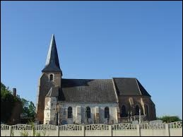 Vous avez sur cette image l'église Saint-Michel de Nuncq-Hautecôte. Commune Pas-de-Calaisienne, elle se situe en région ...