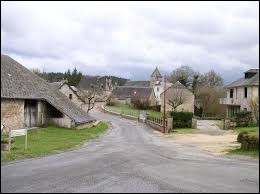 Nous sommes dans l'ancienne région Limousin, à Soudeilles. Nous nous trouvons dans le département ...
