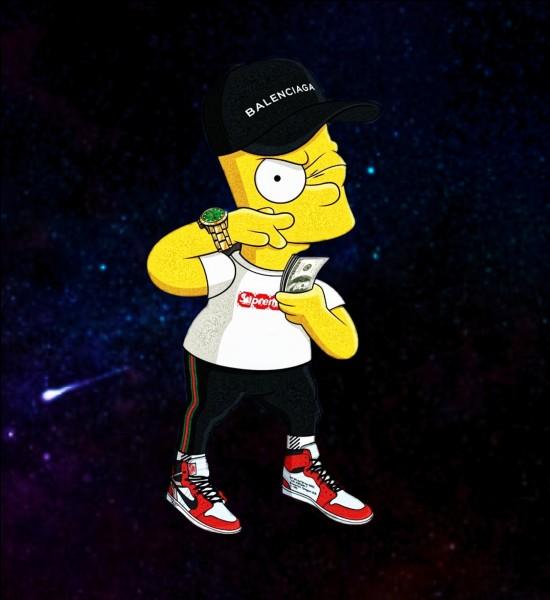 Quel est le nom de famille de Bart ?