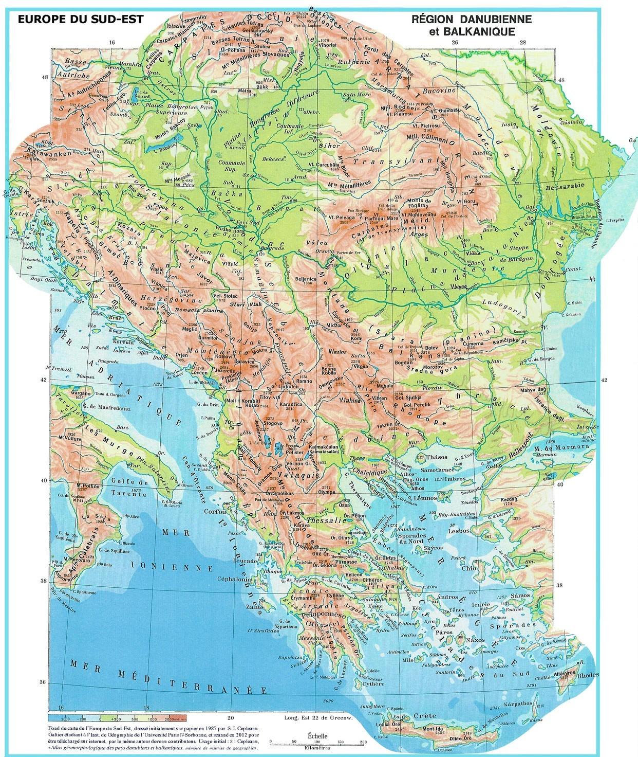 Géographie Ép. 04 - Les Balkans