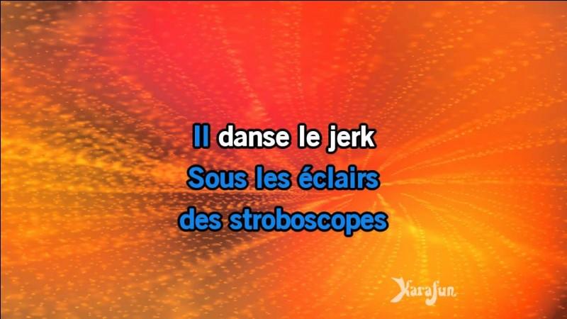 """""""Le Jerk"""" : Artiste n°1 ou artiste n°2 ?"""