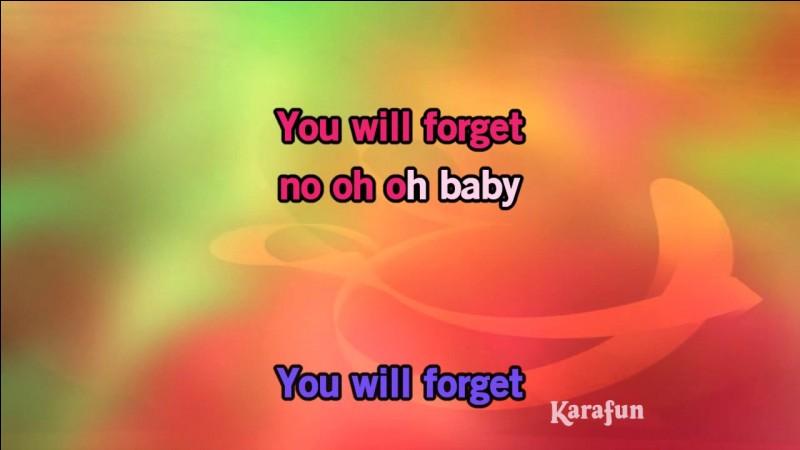 """""""Tu m'oublieras"""" : Artiste n°1 ou artiste n°2 ?"""