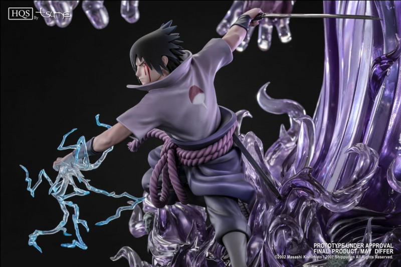"""Comment Sasuke obtient """"Amaretsu"""" ?"""