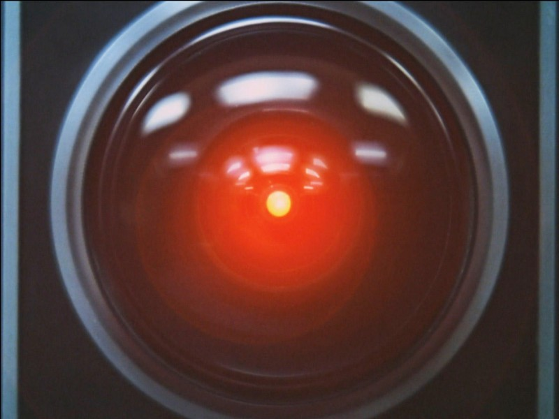 """Quel est le nom de l'ordinateur devenu incontrôlable dans le film de Stanley Kubrick """"2001, L'Odyssée de l'espace"""" ?"""