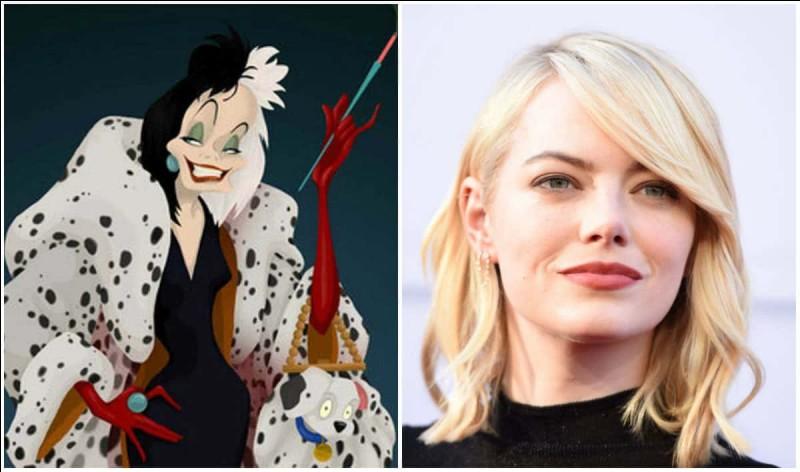 """Comment s'appelle l'horrible sorcière dans le film """"Les 101 dalmatiens"""" ?"""