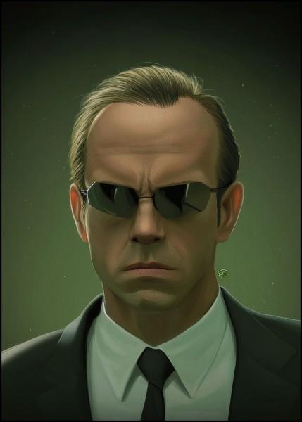 """Quel est le nom du méchant dans """"Matrix"""" ?"""