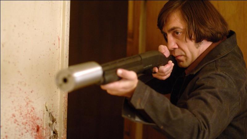 """Quel est le nom du tueur psychopathe dans le film """"No Country for old men"""" ?"""