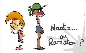 """Dans l'épisode """"J'ai perdu mon pépé"""" pour quelle raison Nadia et Ramatou sont énervées contre Titeuf ?"""