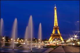 Pour quelle raison la tour Eiffel a-t-elle été construite ?