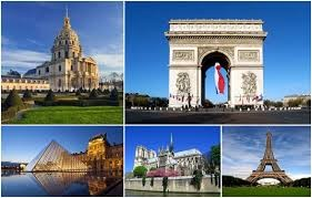 Questions sur des monuments parisiens