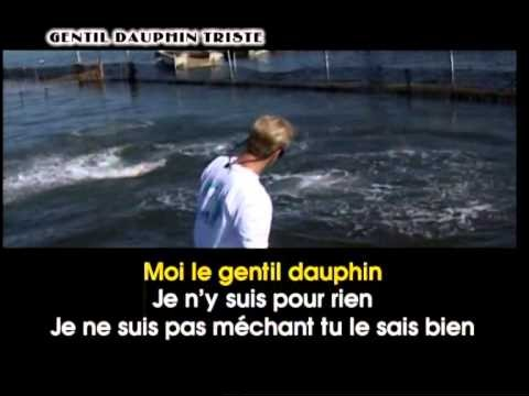 """Gentil dauphin triste"" : Artiste n°1 ou artiste n°2 ?"