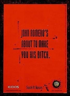 Quel jeu a enterré la carrière de John Romero en 2002, papa des Doom ou Wolfenstein ?