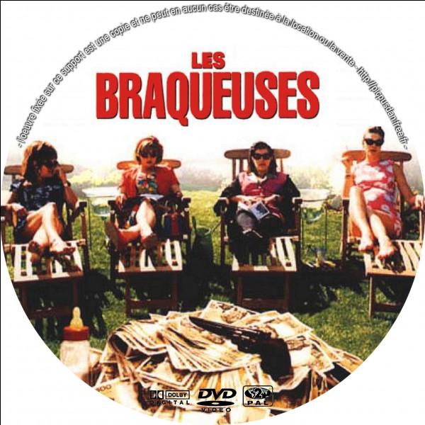"""En France, dans quel sport pouvez-vous supporter """"Les Braqueuses"""" ?"""