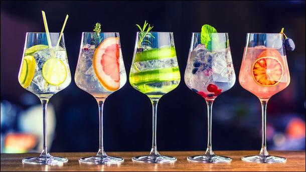 Quels ingrédients sont la base du cocktail appelé mauresque ?
