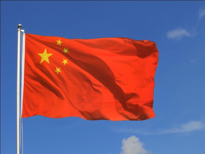Et enfin pour finir quelle est la capitale de la Chine ?