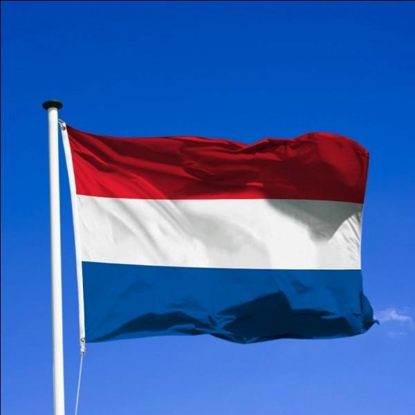 Et celle des Pays-Bas ?