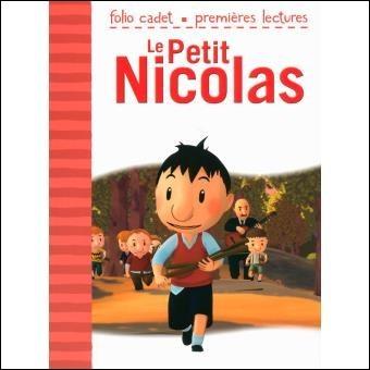 """Quel est ce livre du """"Petit Nicolas"""" ?"""