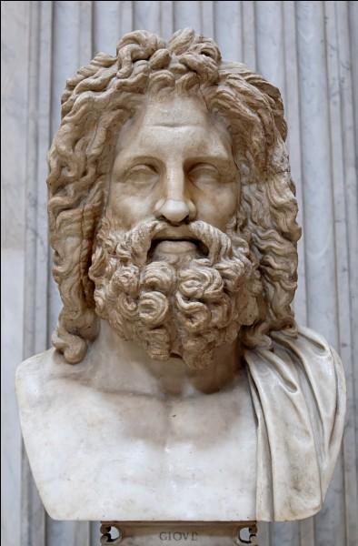 Quels sont les parents de Zeus ?